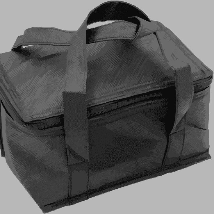 Lunch bag eat box