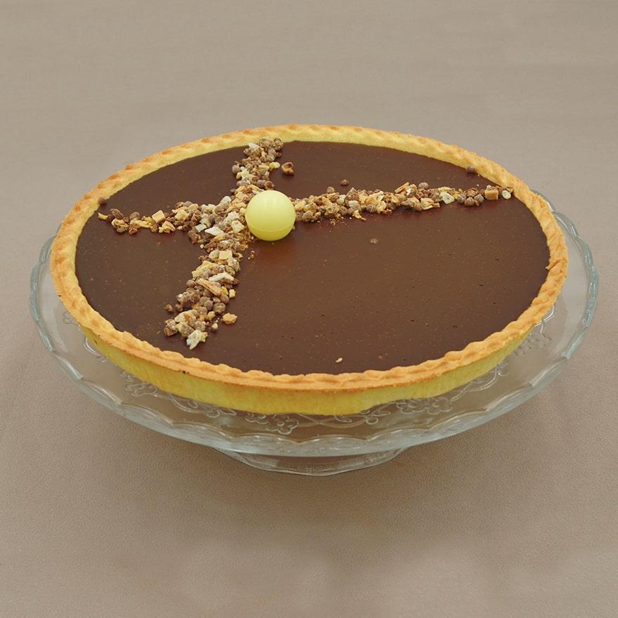 1-tarte-chocolat-dessus